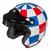 Casque Jet Félix Motocyclette ST520 Grand Prix De France