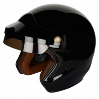 Casque Jet Félix Motocyclette ST520 Replic Brillant