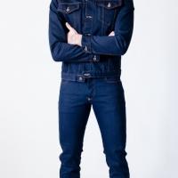 Veste Jean Moto Bolid'ster Jack'Ster Homme