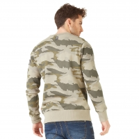 Sweat-Shirt Von Dutch Homme Camouflage