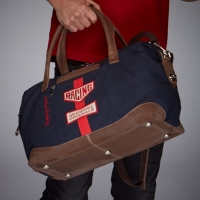 Sac Gulf Week End Delaney Bleu Marine