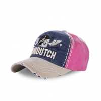 Casquette Von Dutch Baseball Xavier Rose
