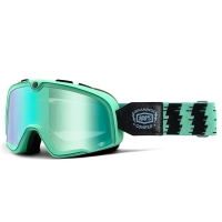Lunette Masque 100PERCENT Barstow Ornemental Conifer 16 - Mirror green lens
