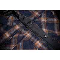 Chemise ICON Riding Flannel Orange