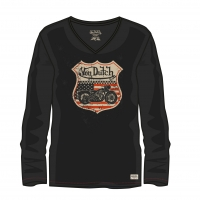 Tee-shirt Homme Von Dutch Ever ML