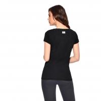 Tee-Shirt Von Dutch Femme Rock Noir