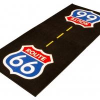 Tapis Moto Route 66