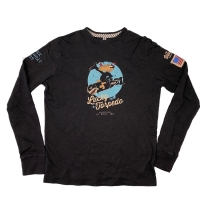 Tee-shirt Warson Motors Torpedo Carbone ML