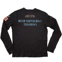 Tee-shirt Warson Motors Torpedo Carbone ML