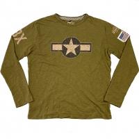 Tee-shirt Warson Motors Airborne Olive ML