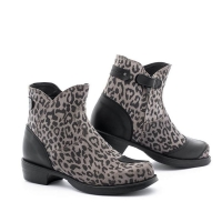 Bottes Stylmartin Femme Pearl Léopard Water Resistant