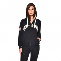 Sweat zippé Femme Hoodie Von Dutch Game