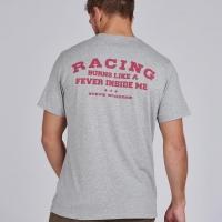 Tee-shirt Barbour Steve Mcqueen Enduro Gris