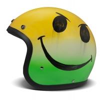 Casque Jet DMD Smile Jam Fait Main