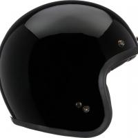 Casque Jet BELL Custom 500 Gloss Black