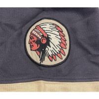 Gilet / Hoodies Warson Motors Track Jacket Indian 42 grey