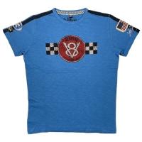 Tee-shirt Warson Motors V8 Muscle Car