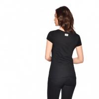 Tee-Shirt Von Dutch Femme Grate Tigre Noir