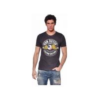 Tee-shirt Homme Von Dutch Ralf Noir