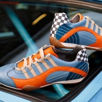 Chaussures Gulf Racing Sneaker Ice BLue