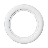 Kit 4 Flancs Blancs Pour Pneus de 15 à 17 pouce