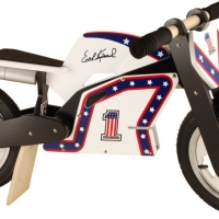 Draisienne Enfant Kiddimoto Heroes Knievel Official