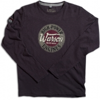 Tee-shirt Warson Motors Engines Ls Carbone