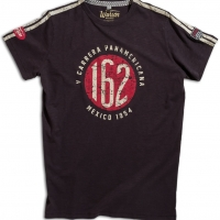 Tee-shirt Warson Motors Caminos Noir