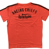 Tee-shirt Warson Motors Chiefs Orange