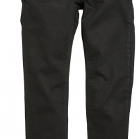 Jeans Slim Fit Black