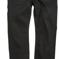 Jeans Straight Black