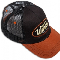 Casquette Warson Motors  Gas Station Orange