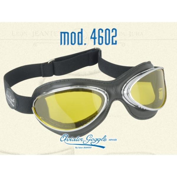 Lunettes cuir Aviator Goggle 4602 - AVIATOR GOGGLE   Accessoire ... b5017573d8a8