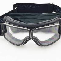 Lunette Aviator Goggle 4182 T2 verre incolore, fumé ou jaune