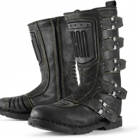Bottes ICON 1000 ELSINORE Marron ou Noir