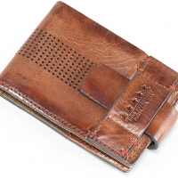 Porte feuille Cuir ICON 1000 Leather Wallet