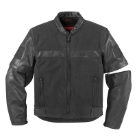 Veste ICON 1000 OUTSIDER Noir