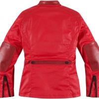 Veste Femme ICON 1000 AKORP Noir ou Rouge