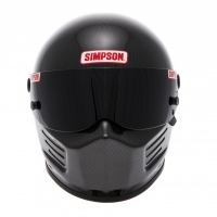 Casque Auto SIMPSON 420 Bandit Carbone
