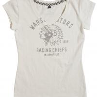 Tee-Shirt Warson Motors Femme Racing Chiefs