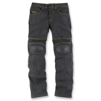 Jeans Moto Icon Overlord Riding Bleu Denim