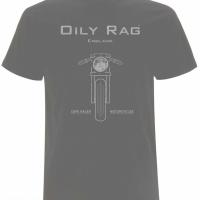 Tee-shirt Oily Rag Café Racer