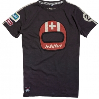 Tee-shirt Warson Motors Siffert 917 Carbone
