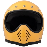 Casque 75 DMD Seventy Five Jaune