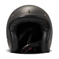 Casque Jet DMD Glitter Noir