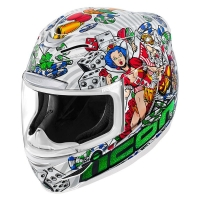 Casque Intégral Icon Lucky Lid 2
